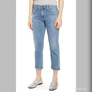 COH Emerson Slim Boyfriend Cropped Jeans